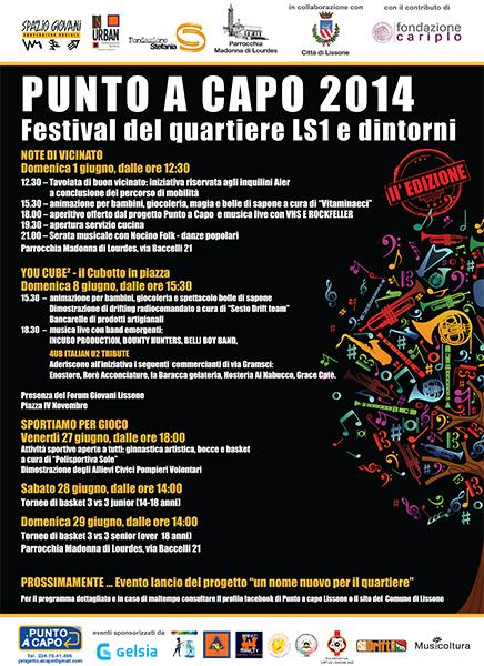 A1 festival di quartiere 2014
